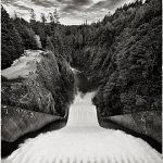 Tony Paine - Cleveland Dam on Capilano River - 1st - Print Level 2 Pictorial