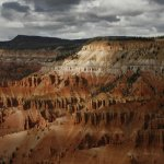Uliana Yaworsky - Clouds Over Bryce Canyon - HM - Digital Intermediate Pictorial