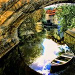 Marty Pinker / Under The Charles Bridge / 3RD / Digital Beginner Artistic Contemporary
