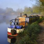 Marty Pinker - The Thames Path At Sonning - 2nd - Digital Advanced Pictorial