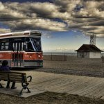 Kevin White - New Beaches Streetcar Line - HM - Digital Advanced Artistic Contemporary
