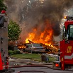 Jon Clarke / House Explosion / HM / Digital Beginner Pictorial
