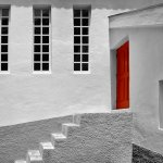 Tony Paine - Red Door - 2nd - Digital Advanced The Colour Red