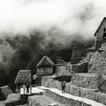 George Webster / Machu Picchu / 1st / Print Level 1 Pictorial B&W Theme
