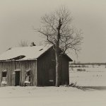 Fred Dixon / Homestead In Winter / HM / Digital Intermediate Pictorial