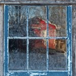 Robbie Robinson - Winter Reflection - HM - Digital Advanced Pictorial