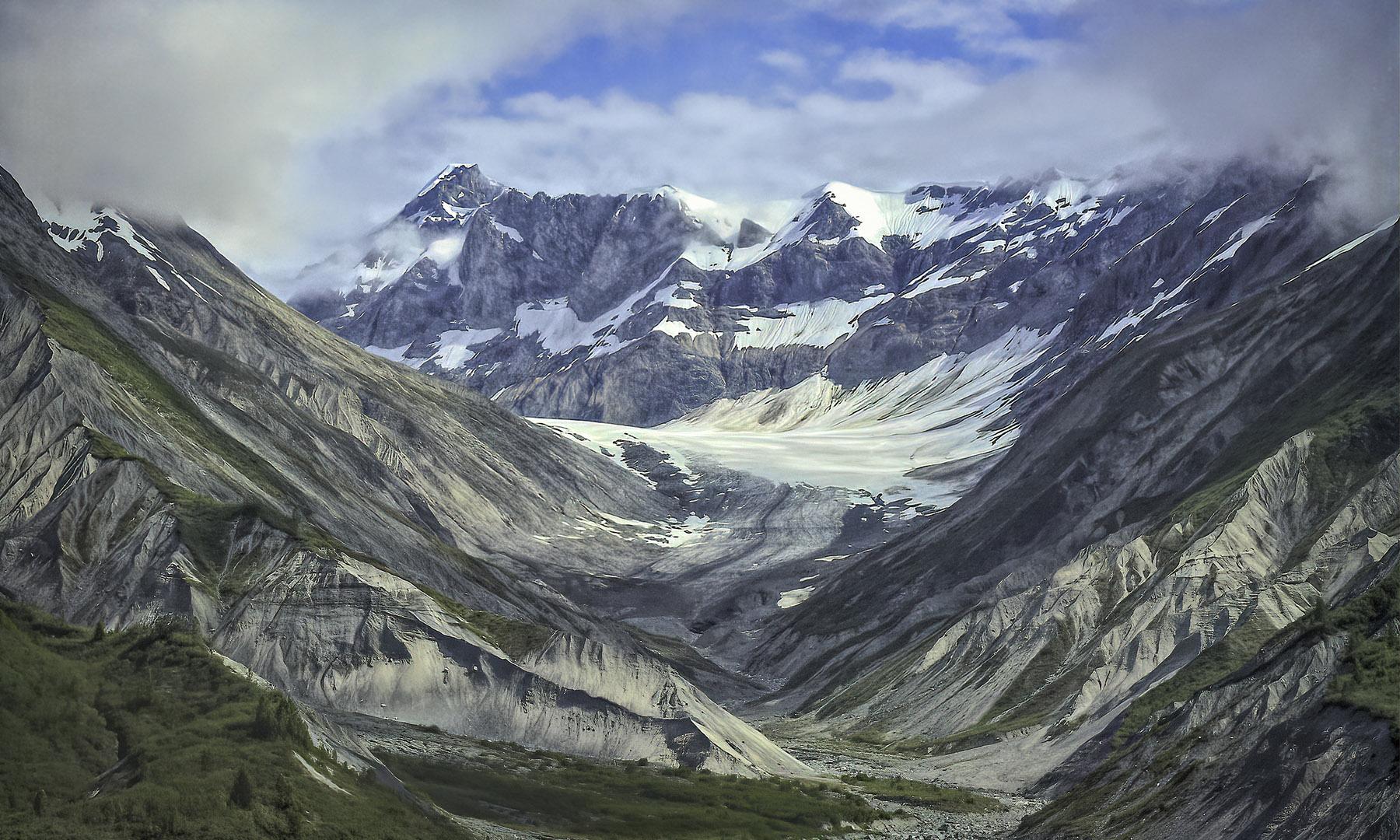 Hilary Ottley – Glacial Majesty – 1ST