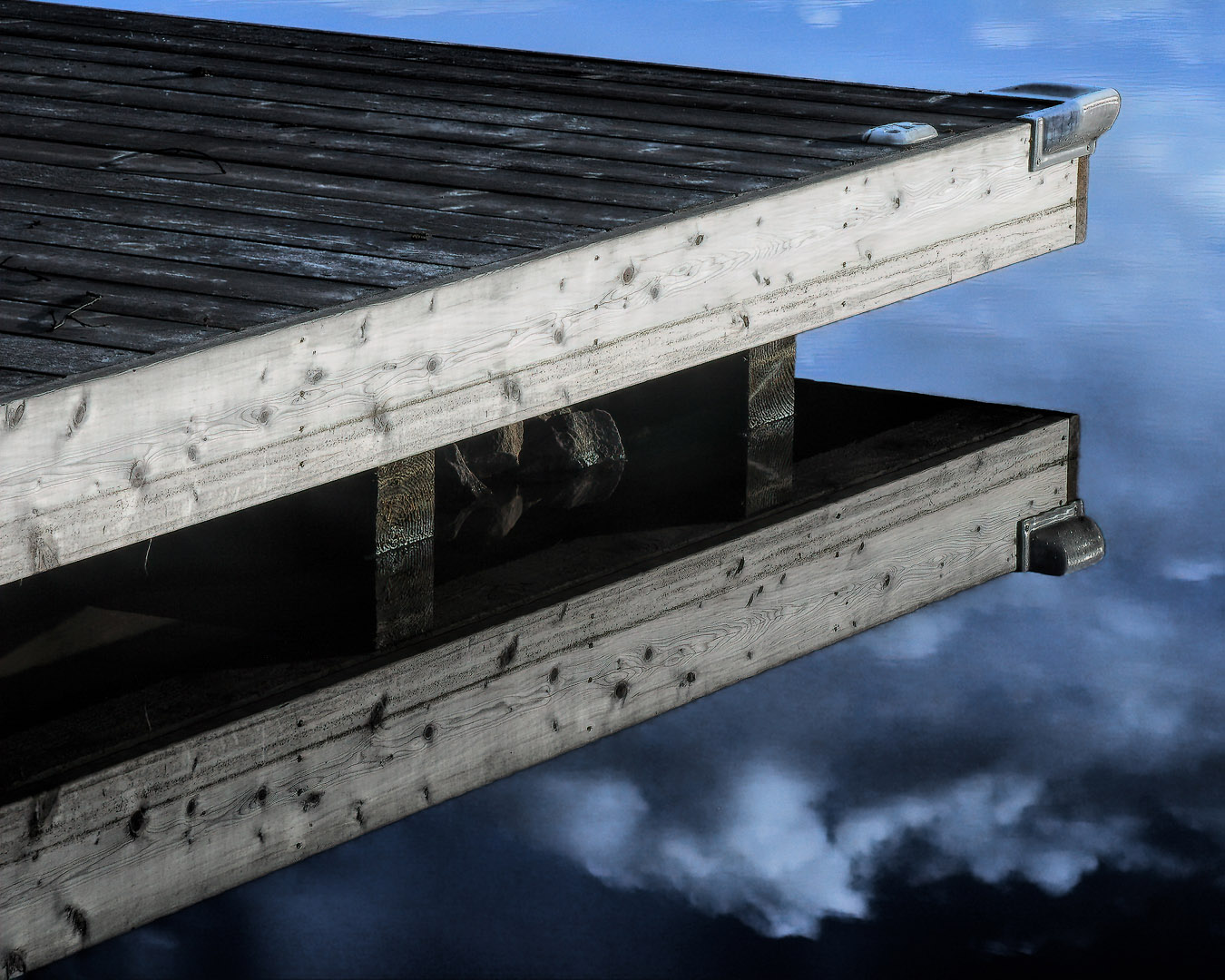John Moore – Dock Reflections – 3RD