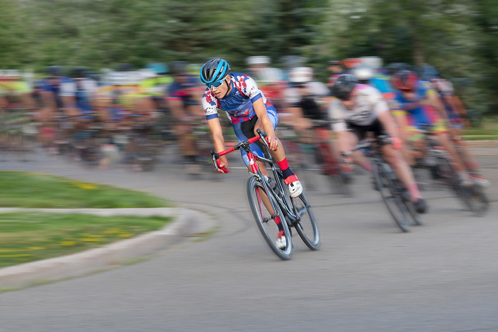 Sandy (Yan Hua) Lu – Bicycle Race – 3RD
