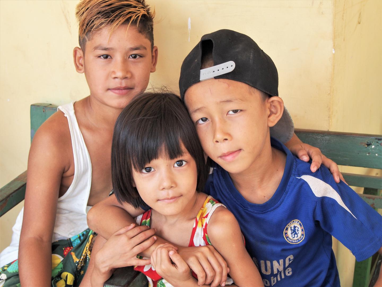 Barbara Stephen – Safer Together, Yangon – 2ND