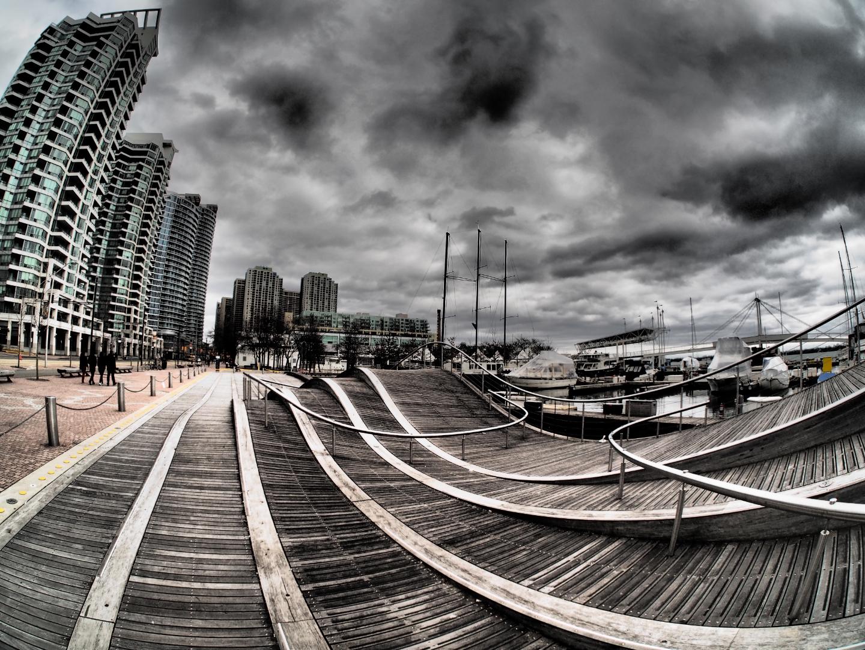 Michael Lemiski – Wave Deck – HM