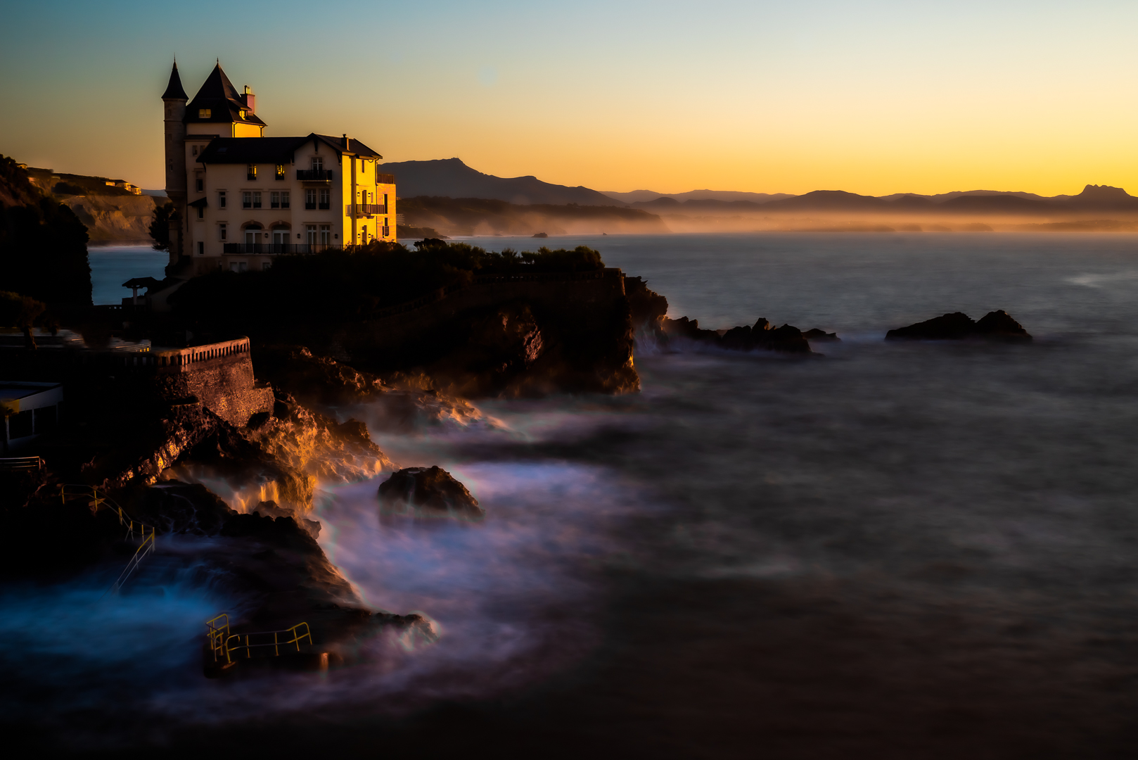 Gerard Baron – House by the Sea Pays Basques – 3RD