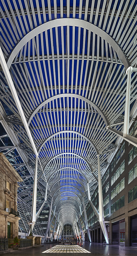 Mike Feraco – BCE Place – 3RD