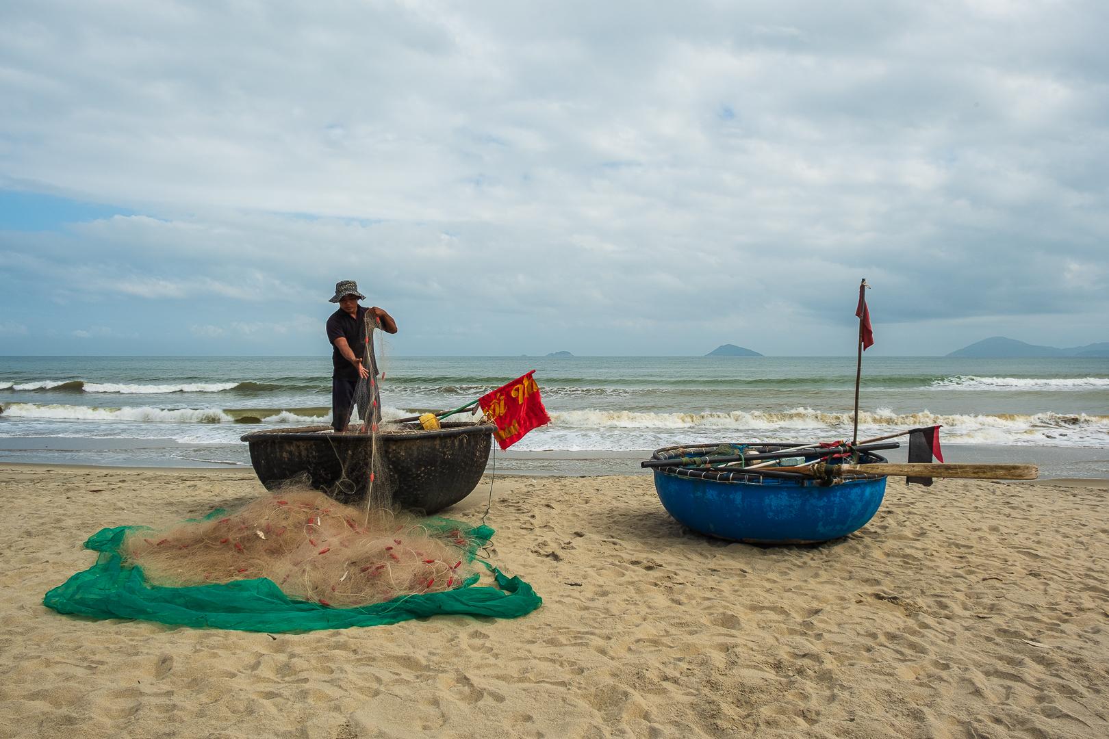 Sang S. Duong – Fisherman at Work – 2ND