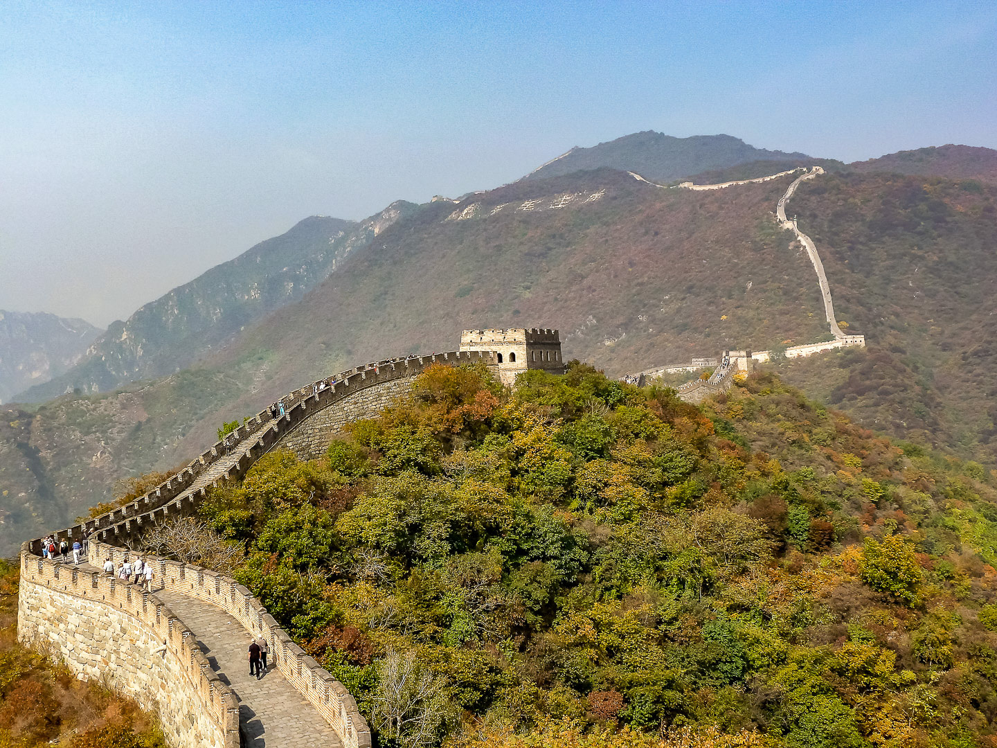 Barbara Stephen – The Great Wall at Mutianyu – 2ND