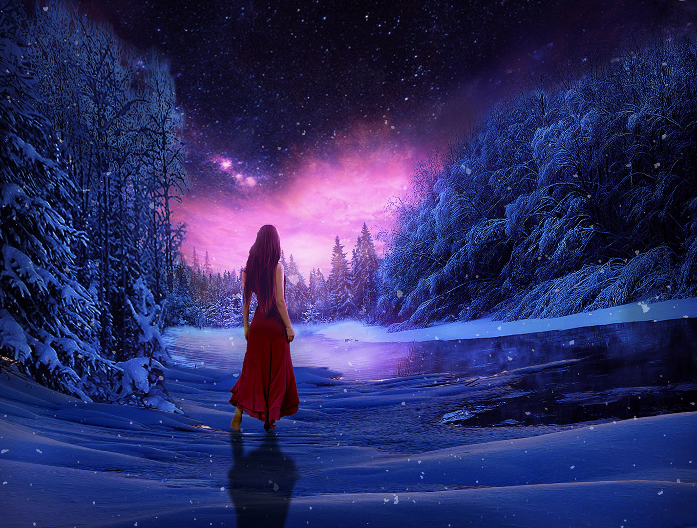 Tetyana Boronylo – Alluring light – 1ST