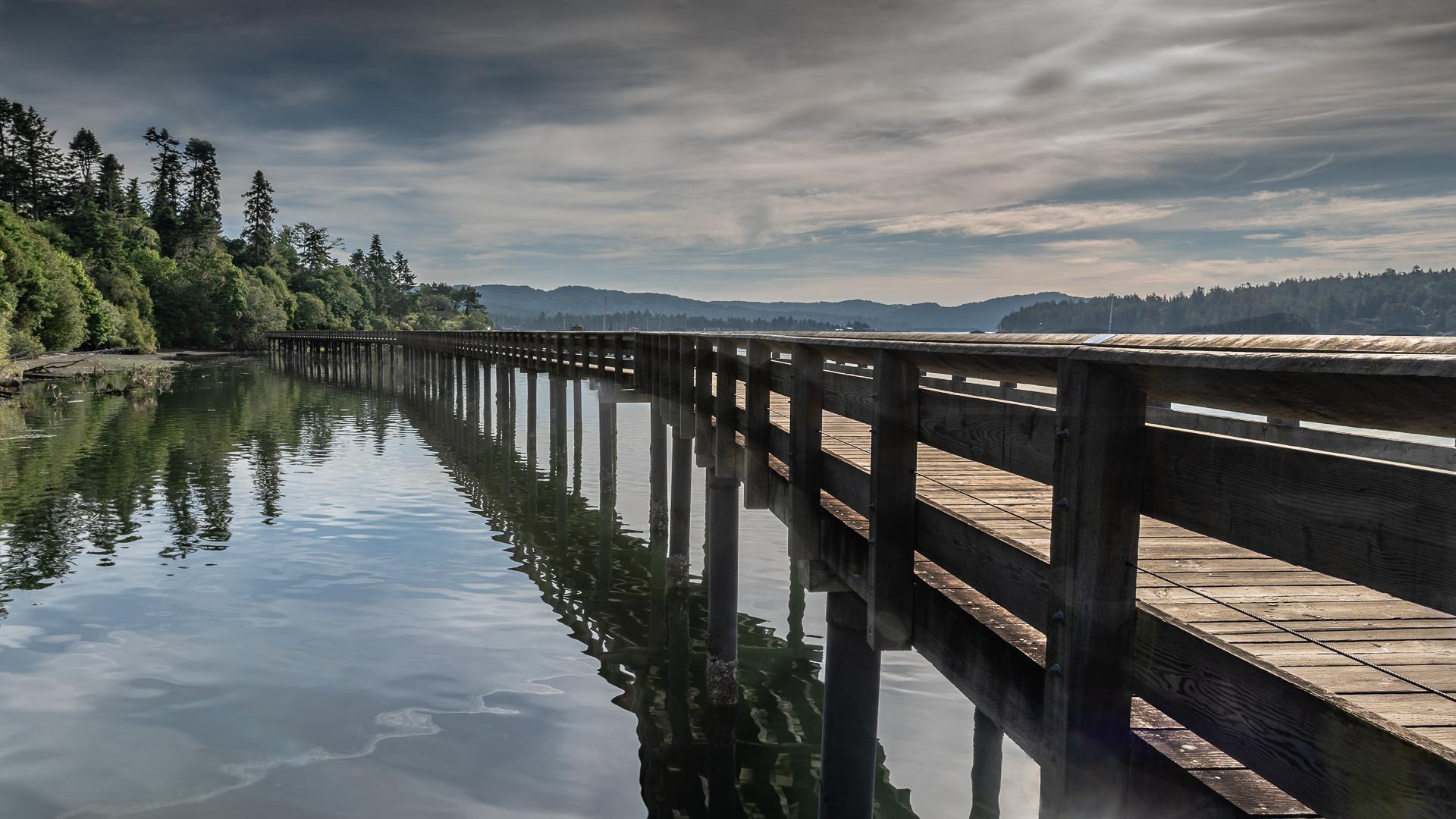 Vida Tirilis – Sooke Bridge – 1ST