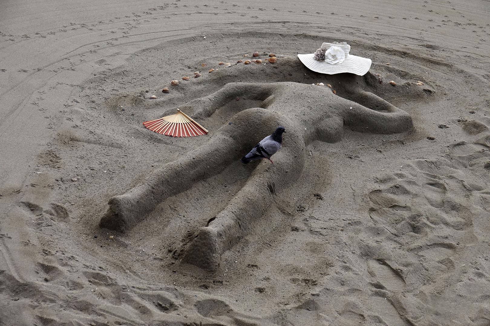 Al Tilson – On the Beach – 3RD