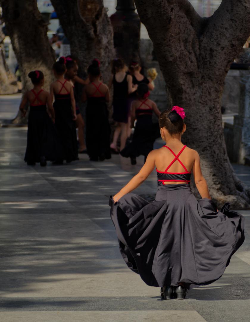 Michael Leminski – Tiny Dancer on del Prado – HM