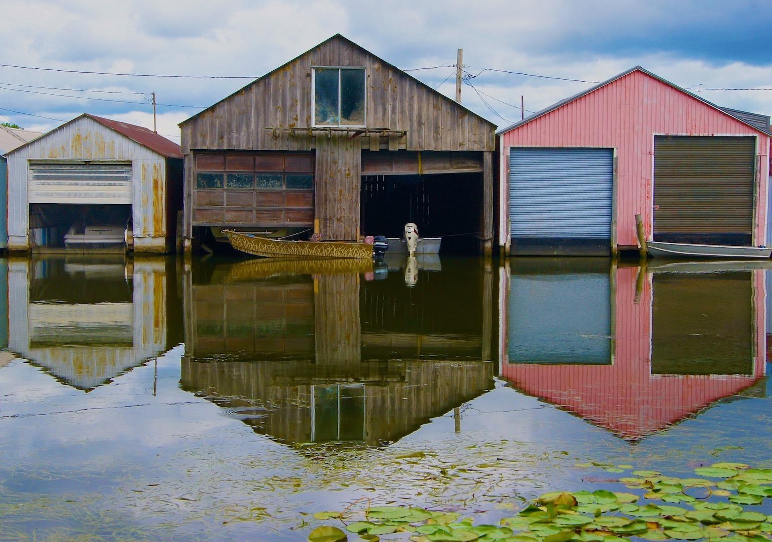 Liz McNally – The Boathouses – 2ND