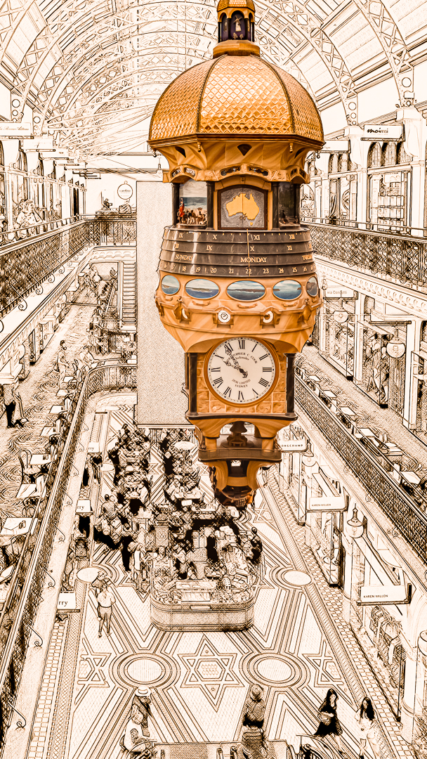 Brien Thomson – The Clock – 2ND