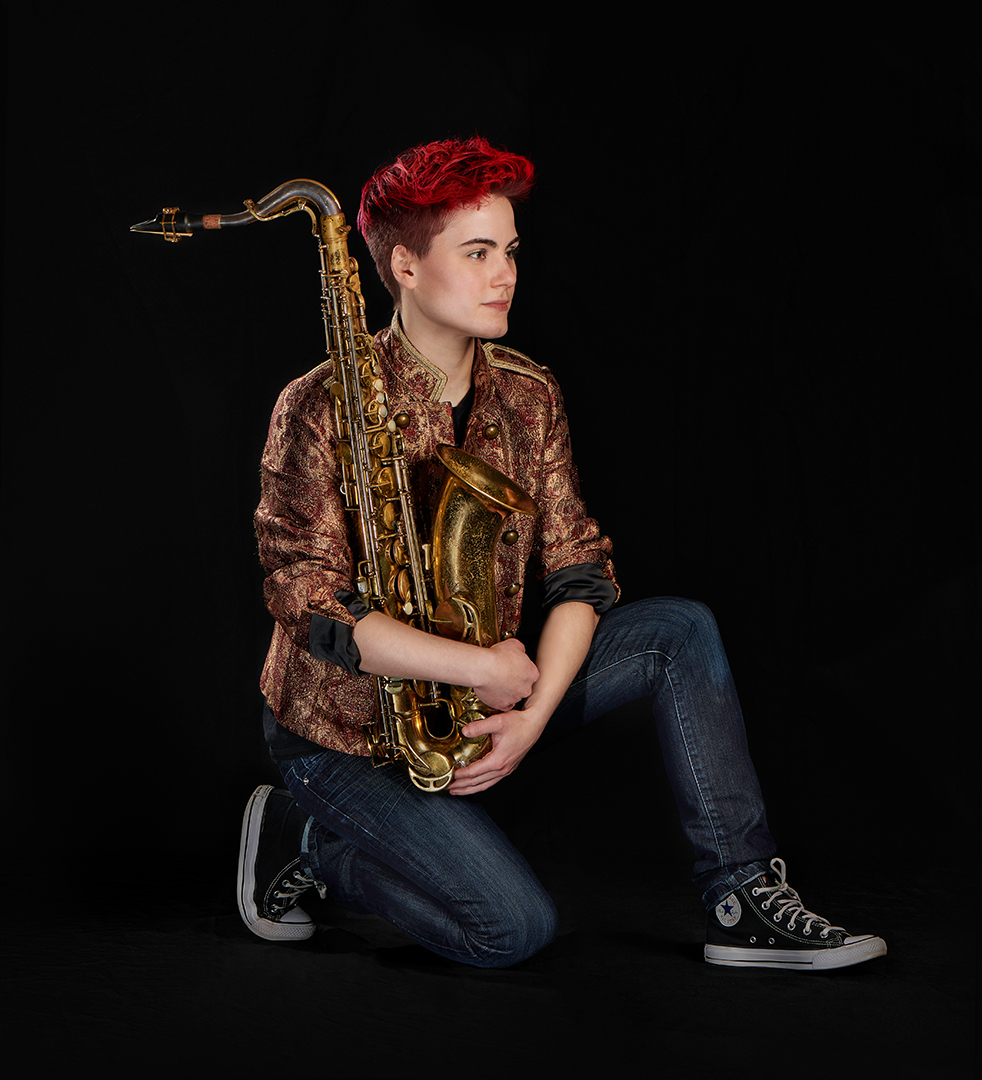 Mike Feraco – A Girl and her Saxaphone – 3RD